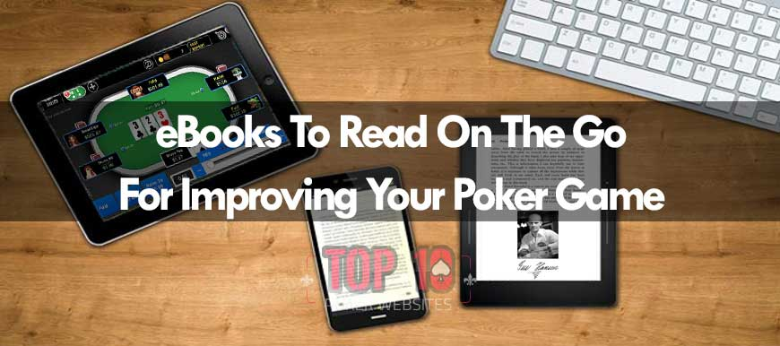 ebooks To Improve Your Poker Game